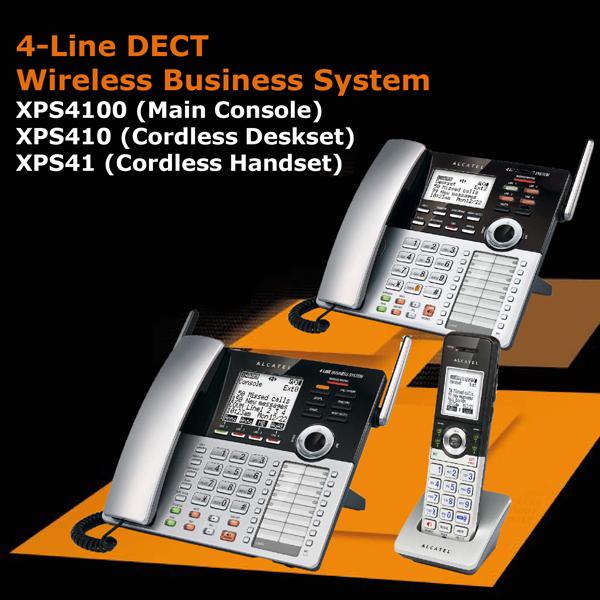 Alcatel XPS4100